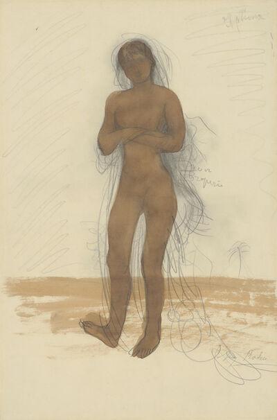 Auguste Rodin, 'Sphinx', 1898-1900