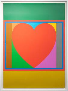 Peter Blake, 'Heart', 2019