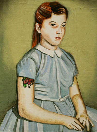 Peggy Wauters, 'Untitled (Girl)'