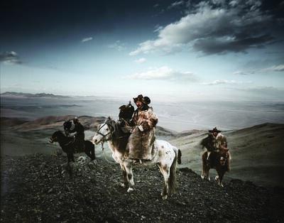 Jimmy Nelson, 'VI 466, Altantsogts, Bayan Olgii, Mongolia', 2011