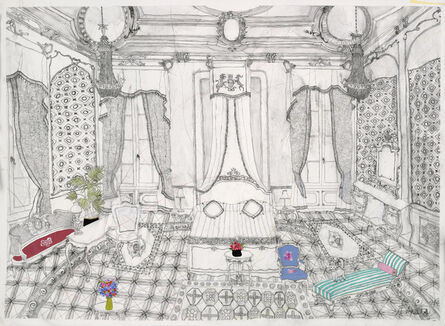 Francisca Ahlers, 'Lovely Room', 2016