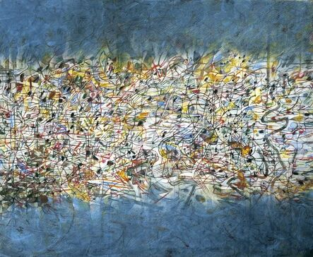 Tom Phillips, 'Concerto Grosso I', 2001