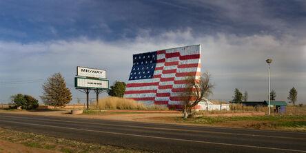 Rich Frishman, 'Midway Drive-In; Quitque, Texas', 2016