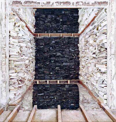Marjan Teeuwen, 'Destroyed House 1', 2017