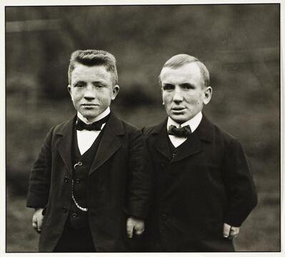 August Sander, 'Twins', 1921