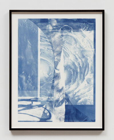 Erin Shirreff, 'Blueprint (1.2i)', 2021