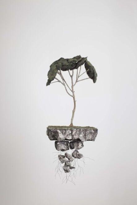 Houda Terjuman, 'Untitled (arbre et racines)', 2013