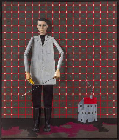 Thomas Zipp, 'Blind Spot Detecting Unit (Engineer)', 2021