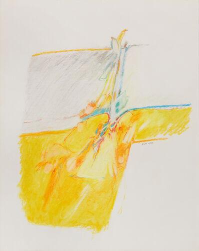 James Moore, 'Untitled II (Yellow)', 1976