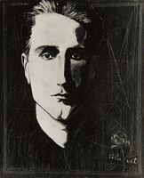 Man Ray, 'Portrait of Duchamp', 1923