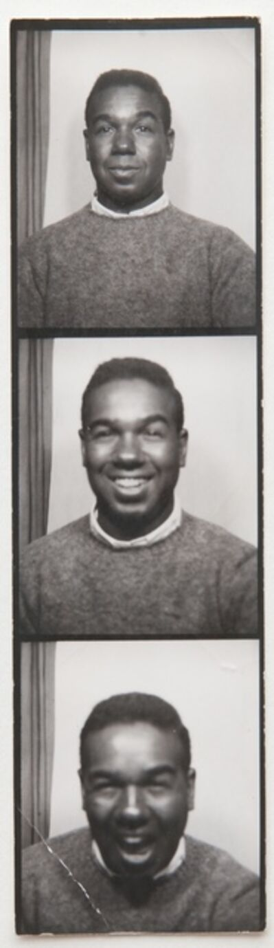 Andy Warhol, 'Bobby Short (photobooth strip)', ca. 1963