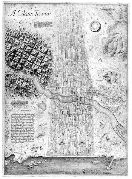 Brodsky & Utkin, 'A Glass Tower', 1984-1990