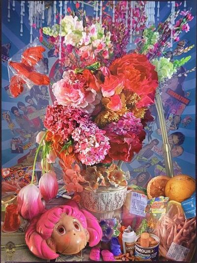 David LaChapelle, 'Lost and Found - Good News, Art Edition: Spring Time', 2019