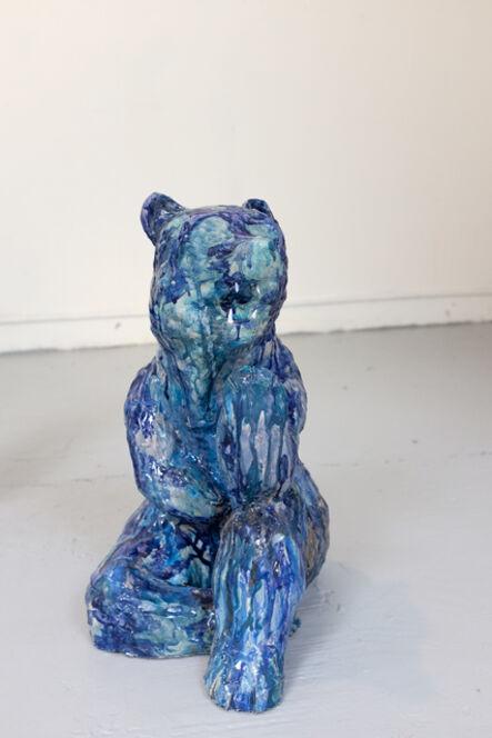 Marina Le Gall, 'Bear thinker', 2018