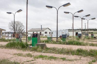 Andrew Borowiec, 'Pine Bluffs, Wyoming', 2015