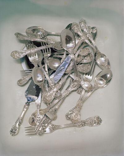 McNair Evans, 'Wedding Silver', 2010