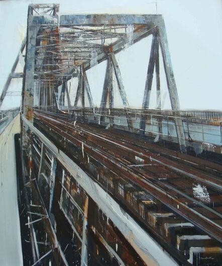 Le Quy Tong, 'Long Bien Bridge #7', 2012