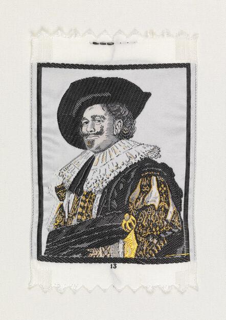 Warner-Artex, 'The Laughing Cavalier (1624) by Frans Hals (1584-1666)', 1959-1960