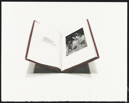 Thuy-Van Vu, 'Claude Cahun's Heart of Spades', 2012