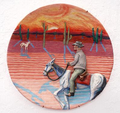 Maria Alquilar, 'Long Days Journey', 1989