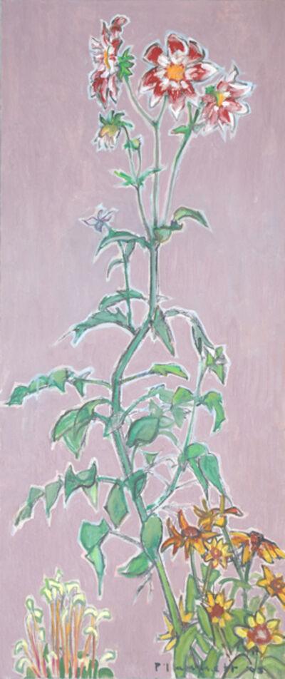Joseph Plaskett, 'A Tall Dahlia', 2003