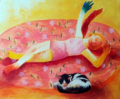 Hanna Ilczyszyn, 'At Home', 2020
