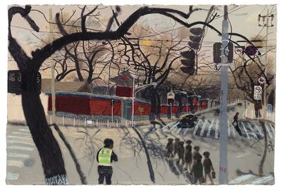 Wang Yuping, 'Beichizi Street', 2015
