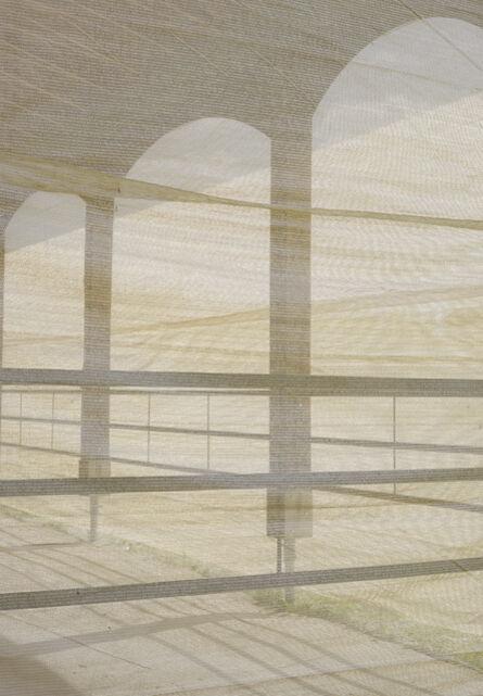 Denis Rioux, 'Untitled (tarp, arches) /Sans titre (toile, arches) ', 2020