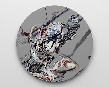 Sougwen Chung, 'The Clinging (Radiance)', 2020