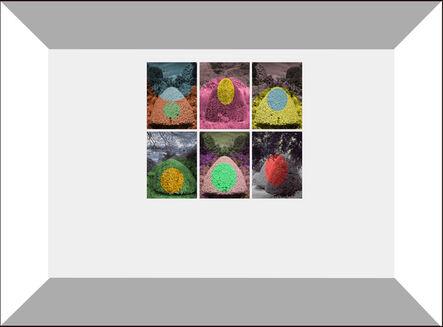 Helen Sear, 'Surreal Bush - Set of Six Works ', 2020