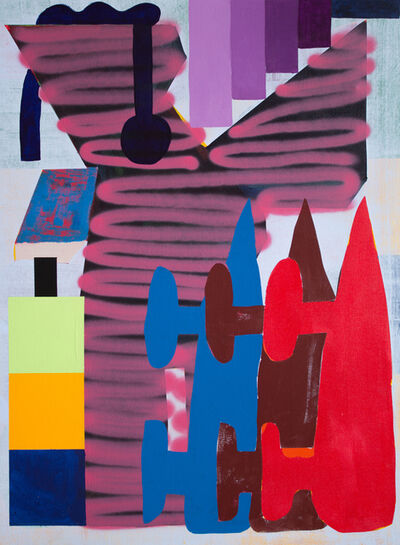 John Berry, 'Fruit Tree', 2019