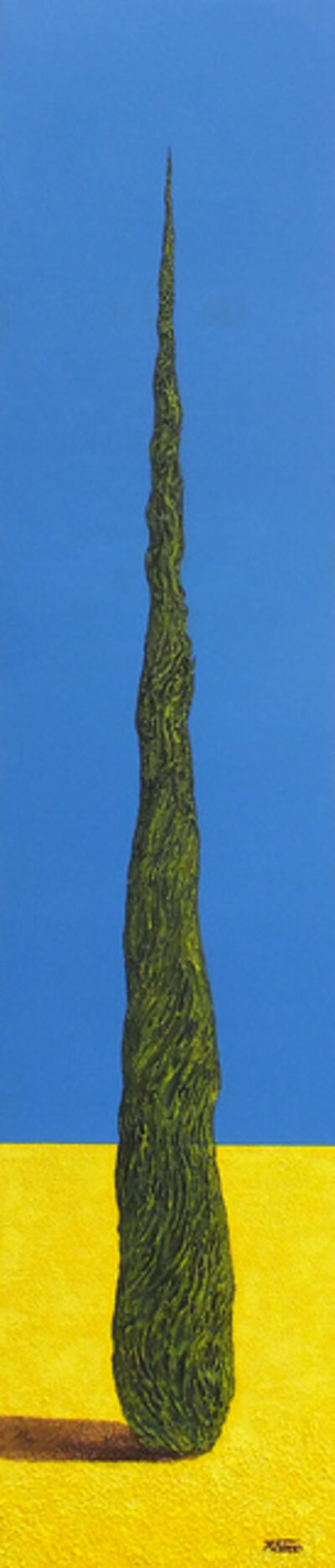 Ronnie Ford, 'Cypress Series, 1, Summer- Day', 2013
