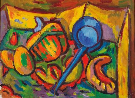 Alfred Wickenburg, 'Still life from Burgenland II', 1968
