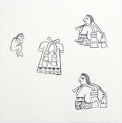 Mariana Castillo Deball, 'En tiempos de lluvia', 2013