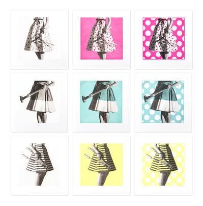Kelly Reemtsen, 'Gender Gap (suite of 9 individual pieces)', 2017