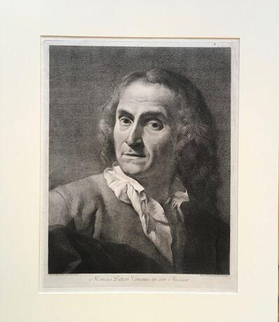 Marco Alvise Pitteri after Giovanni Battista Piazzetta, 'Self Portrait (Marco Alvise Pitteri)', ca. 1750