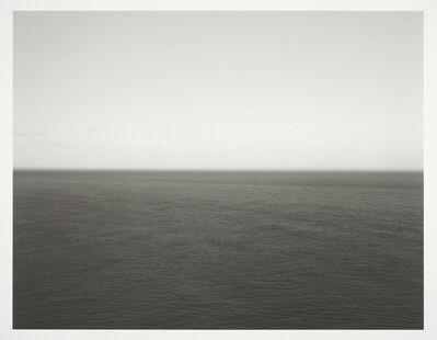 Hiroshi Sugimoto, 'SEA OF OKHOTSK HOKKAIDO', 1991