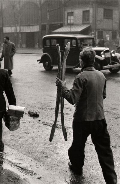 Marc Riboud, 'Baguettes, Paris.', 1953