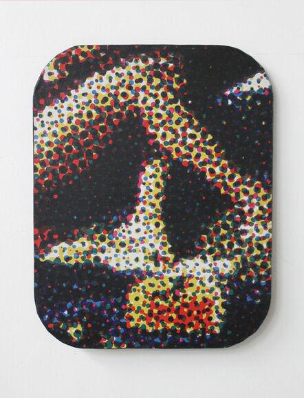Alain Jacquet, 'Le Déjeuner sur l'herbe, detail (Jacquet's bread)', 1964