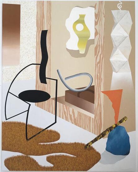 Garance Vallée, 'Botta room', 2020