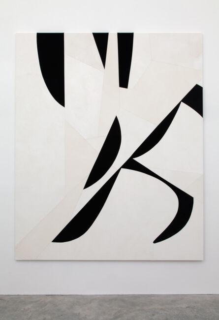 Sarah Crowner, 'Sliced Snake', 2015