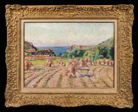 Armand Guillaumin, 'Haystacks', 1907