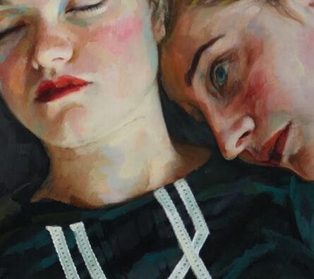 Xenia Hausner, 'Doodle', 2017