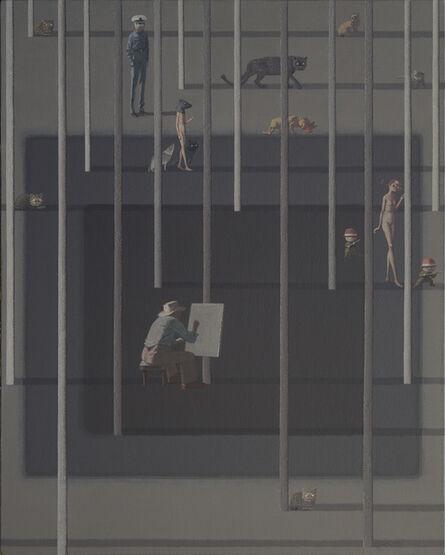 Zhang Gong, 'The Watcher No. 3', 2016