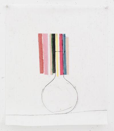 Vicki Sher, 'Untitled (Bowl & Stripes)', 2017
