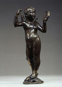 Donatello, 'Putto with Tambourine ', 1492