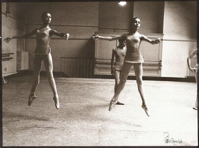 Kim Camba, 'Soubresaut: of Ballerinas', 1973