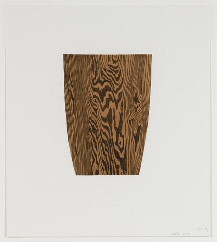 Jonas Wood, 'Untitled from 8 Pots', 2017