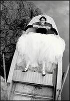 Arthur Elgort, 'Helena Christensen, New Orleans, LA, British Vogue', 1990
