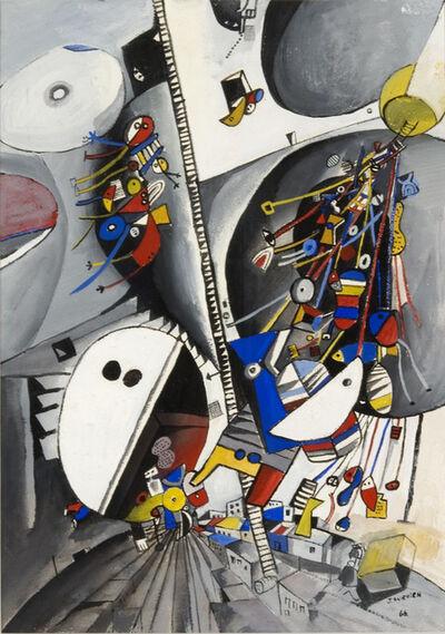 José Gurvich, 'Formas en Perspectiva', 1966